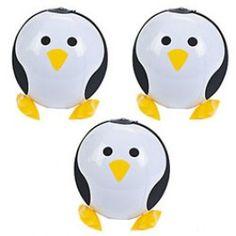 Penguin Beach Balls, Inflatable Penguin Beach Balls, Beach Balls