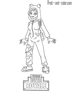 Click Photo and Take it for Free! - Free Fortnite Outfits / V-Bucks / Skins and more! Coloring Pages For Kids, Coloring Sheets, Click Photo, Epic Games, Free Printables, Onesies, Digital Art, Images, Drawings