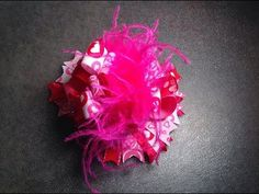 ▶ How to make a 5 inch boutique style hair bow (part 1 of 2) - YouTube