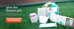 Earth and Baby-Friendly Diapers and Baby Products!  Get Started with The Honest Company products