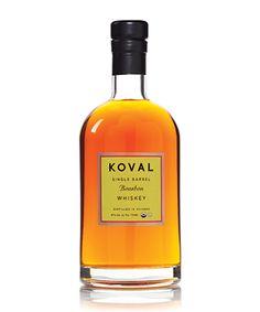 Koval Single Barrel Bourbon is one of the Best Bourbons for 2019 Bourbon Whiskey Brands, Rye Whiskey, Bourbon Liquor, Bourbon Cocktails, Scotch Whisky, Weller Bourbon, Rye Grain, Single Barrel Bourbon, Small Batch Bourbon