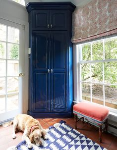 Would be cool to use armoire as doorway into hall or another room - especially if armoire attached firmly to wall to look like Dr. Who's timemachine