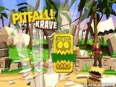 Pitfall! Krave  Android Game - playslack.com , well-kown person and wealth hunter annoy Pitfall collections of into another campaign. He needs to find a primitive effigy who has mystical dominances. The conqueror of this game for Android runs through disorienting passageways of primitive temples, caves, and wrecks of distinct municipalities hidden in thick location. On the route he fights different devices and hindrances. Each stage has 2 artefacts that you need to find to open next stage…