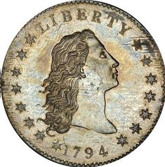 1794 silver dollar coin auctions with 26.5% increase on world record
