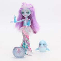 Otros Enchantimals Frh38 Saffi Swan Doll Y Poise Figurilla Available In Various Designs And Specifications For Your Selection