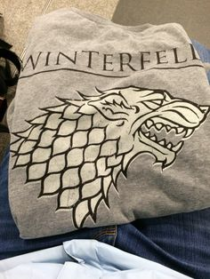Winterfell T-Shirt GoT Exhibit Berlin 2015