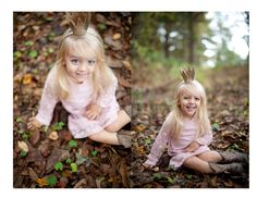 Children portraits with Southern Cotton Photography. #southerncottonphotography #alabamaphotographer #birthdaysession #woodedsessions