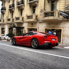 Exhilarating Ferrari F12 Berlinetta