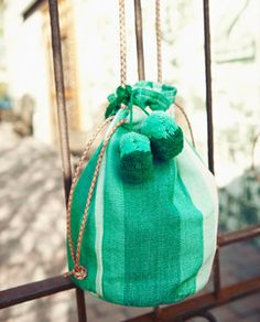 small bucket bag by Proud Mary