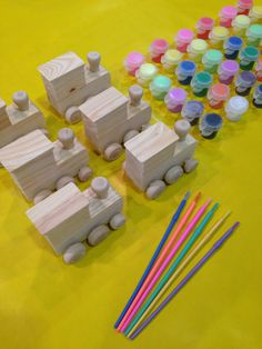 Welcome to my Little Artist Shop! Having a Train Party? Need Train party favors? Heres a cute and creative party favor and/or activity for 7th Birthday Party Ideas, Trains Birthday Party, Diy Birthday, Thomas Birthday Cakes, Thomas Train Birthday, Train Party Favors, Rainbow Party Favors, Christmas Child Shoebox Ideas, Operation Christmas Child