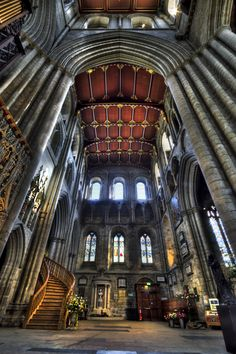 ripon cathedral ...