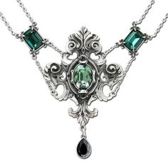 ♥ Queen of the Night ♥ Necklace