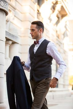 Falling into Autumn with Ted Baker - He Spoke Style