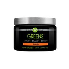 Not eating all of the fruits and veggies that you should? Feeling sluggish and off balance? Want more energy to get through your day? Help detoxify, alkalize and energize your body with every glass of Greens, now with an even better pH-balancing blend that includes an acidity-fighting combination of magnesium and potassium for even more alkalizing properties. New added probiotic support helps you better maintain that healthy balance by keeping your digestive system regular and toxins flowing…