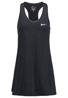 #Nike #Performance #PURE #Sportkleid #black/white für #Damen -