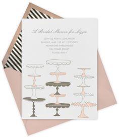Paperless Post - Wedding - Invitations - Bridal Shower