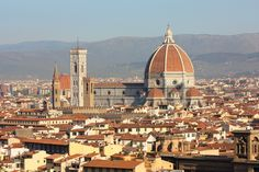 Free travel guides, eBooks and itineraries to Florence (Firenze) in Tuscany, Italy Free Travel, Travel Deals, Travel Guides, Pisa, Florence Cathedral, Excursion, Voyage Europe, Italy Tours, Florence Italy