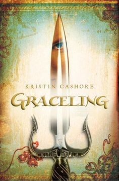 A book review for GRACELING, the first in a YA fantasy companion series from Kristin Cashore.