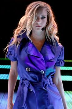 Heather Morris.. I wish I could dance like her