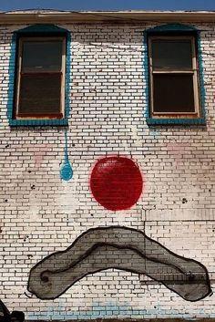 Share your graffiti and Street Art here. Murals Street Art, 3d Street Art, Amazing Street Art, Street Art Graffiti, Street Artists, Amazing Art, Graffiti Artists, Banksy, Land Art
