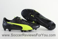 Puma evoSPEED SL-S Just Arrived Soccer Fans, Soccer Cleats, Football Soccer, Soccer Stuff, Soccer Boots, Football Boots, Pumas, Leather, Fashion Trends