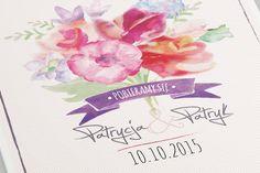 Gotowe wzory zaproszeń - Kraina Zaproszeń