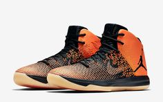 Take a look at official images of the Air Jordan 31 Shattered Backboard that will release on October 8th for $185.