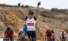 Tour de Omã: Boasson Hagen domina subida e deixa Nibali em 2º
