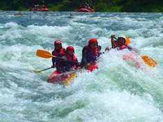 White Water Rafting in Cagayan de Oro. Vacation Places, Vacation Destinations, Dream Vacations, Places To Travel, Places To Go, Outdoor Fun, Outdoor Travel, Philippines Culture, Cebu City