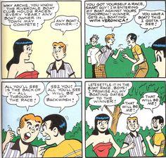 Bronze Age Babies: What's So Golden About... Archie Comics 64?