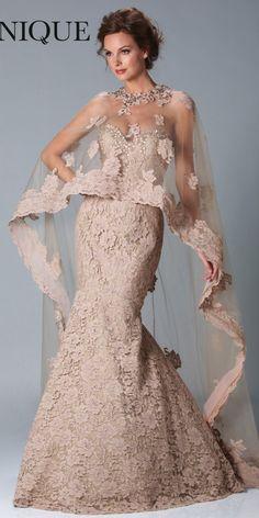 Janique JQ3329 Mermaid Dress