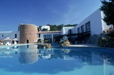 Hotel Hacienda (© Slim Aarons)