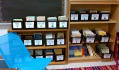 The Sweet Life of Third Grade: Classroom Library Show Off Linky Party
