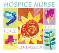 Hospice nursing.