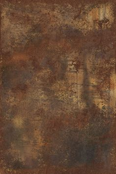 This is a rust texture I made without any photomaterial or ressources. I worked a lot with the airbrush, eraser and masks. Its not seamless. Rust Texture, Texture Metal, 3d Texture, Texture Design, Brick Texture, Painting Textured Walls, Faux Painting, Texture Painting, Wood Floor Texture Seamless