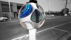 Algunos modelos de lámparas incluyen un diseño que puede funcionar también como parquímetro  (Tvilight BV/Cortesía).