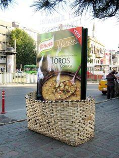 Esta noche me apetece sopa...Knorr: Ramadan, 3 Advertising Agency: Santa Adworks, Istanbul, Turkey