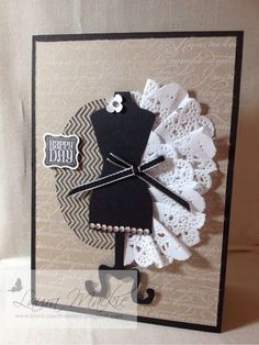 Stampin Up! Card by Laura M