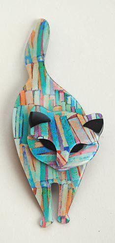 Lea Stein Cats #21