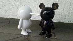Pinocchio e Mickey