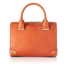 Rosie Small Leather Tote Bag ($525).