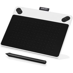 $59.95, Was $99.95, 40% Off! Wacom Intuos Draw Creative Pen Tablet - Small White (CTL490DW) dealfomo