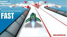 The art of making reckless endangerment look super cool! www.AeroDrive.me #game #poster #aerodrive