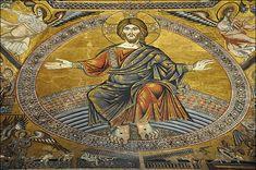 Mosaïque du baptistère Saint Jean