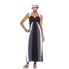 Antthony Fashion Festival of Color Maxi Dress at HSN.com.