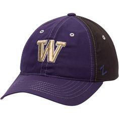 new concept bac04 785d0 Women s Zephyr Purple Washington Huskies Feisty Adjustable Hat