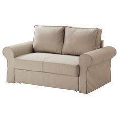 BACKABRO / MARIEBY Two-seat sofa-bed - Svanby grey - IKEA