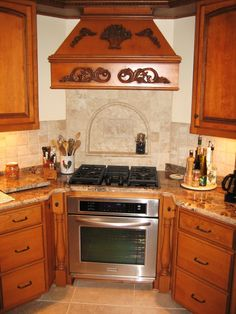 yeah, I want this corner stove oven when we remodel our kitchen