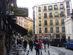 EN EL CENTRO DE MADRID... RECORRIDO