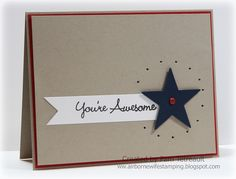 airbornewifes stamping spot: Like the piercing around the star - I'll have to try that